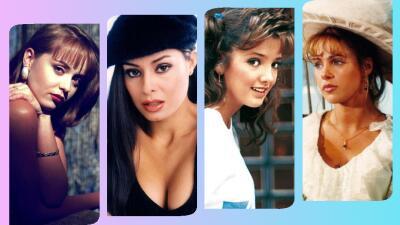 Las actrices que nos gustaría ver de regreso en las telenovelas