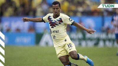 Dos Santos inicia rehabilitación en Coapa, Nico Castillo listo