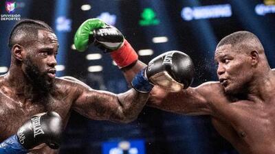 King Kong vs The Bronze Bomber II: Wilder anuncia revancha con Luis Ortiz