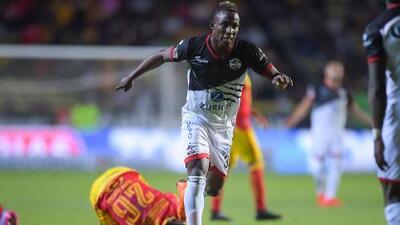 Julián Quiñones deja Lobos BUAP y regresa a Tigres