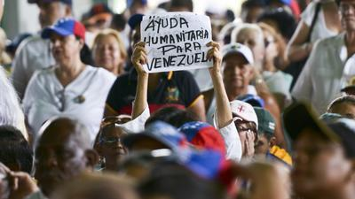 The Trump administration should create an 'oil-for-aid' program for Venezuela