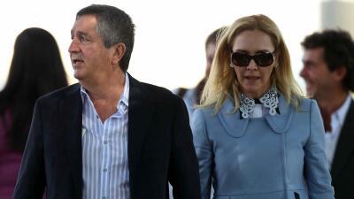 Angélica Fuentes demanda a Jorge Vergara en EEUU