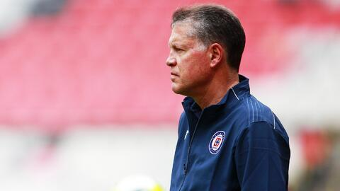 ¡Exclusiva! Peláez se da plazo de dos años para que Cruz Azul sea campeón