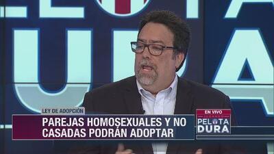 Debate: Religiosos se oponen a ley de adopción y apoyan la llamada ley de libertad religiosa