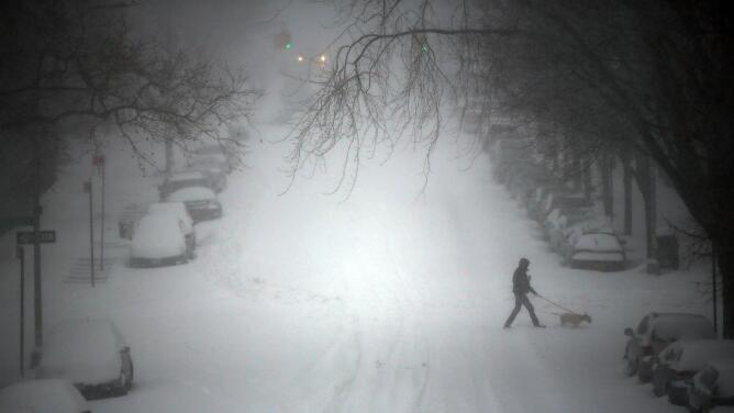 Fuertes vientos, copiosas nevadas, marea alta e intensas lluvias amenazan el norestede EEUU