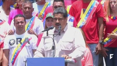 Maduro calls for National Assembly Elections in Venezuela