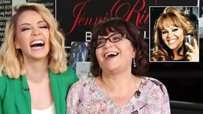 Rosie Rivera está lista para ver junto a su madre el rostro de Jenni en Times Square