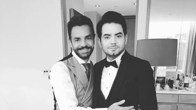 José Eduardo evita pedirle consejos de amor a Eugenio Derbez