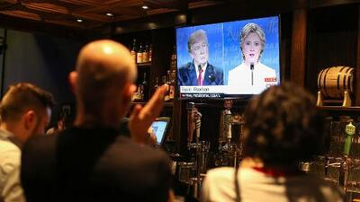Tercer debate: el niño malcriado, fallido candidato presidencial