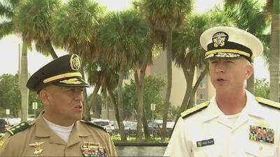 """""""Salven a su gente y a su país"""": altos generales de Colombia y EEUU envían contundente mensaje a militares venezolanos"""