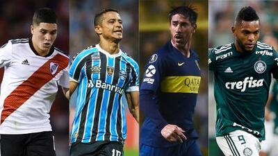 Semifinales de Libertadores ya tienen fecha y hora