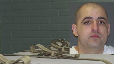 Juan Edward Castillo recibe la inyección letal en Huntsville, Texas