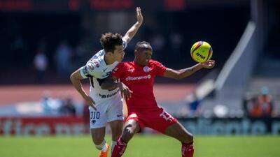Cómo ver Toluca vs. Pumas en vivo, por la Liga MX