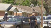 Una persecución policial que inició en Garland termina con un choque en Mesquite