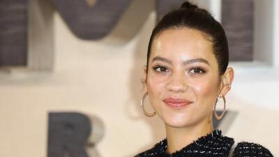 Natalia Reyes, la colombiana que protagoniza la película 'Terminator: Dark Fate'