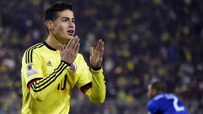 Previo Colombia vs. Perú: Los cafeteros solo piensan en el triunfo
