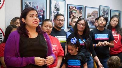 """Activistas latinos se preparan tras victoria de Trump: """"Para nosotros las peleas son largas"""""""