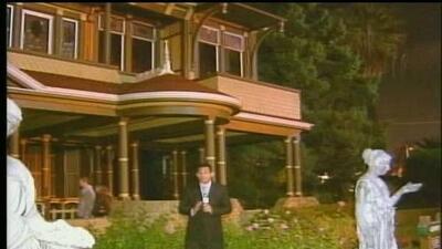 El escalofriante recorrido de la casa Winchester en San José
