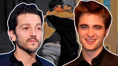 En fotos: el 'vampiro' más famoso de 'Twilight' se empareja con la ex de Diego Luna