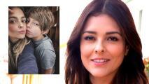 Grettell Valdez confiesa que su hijo Santino, a sus 12 años, tiene novia