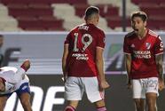 ¡Sin piedad! River humilla al Nacional y avanza a Semifinales