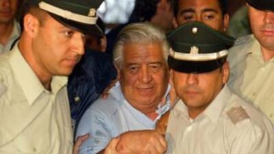 Murió Manuel Contreras, el máximo represor de la dictadura de Pinochet