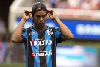 Ronaldinho, ¿con nivel de sobra para México?