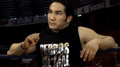 Fue captada en video la forma en que el 'Perro Aguayo Junior' salió moribundo del ring