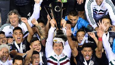 ¡Histórico 2019 para México y 'Tata' Martino'!