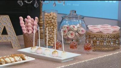 Esto es lo que no puede faltar en una mesa de dulces a la hora de celebrar una boda