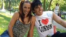 Consuelo Duval recuerda los inicios de su relación con Adrián Uribe 'El Vítor'