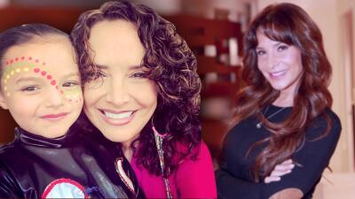 Mayra Rojas está feliz porque Luciana, la hija de la fallecida Lorena Rojas, ya tiene papá