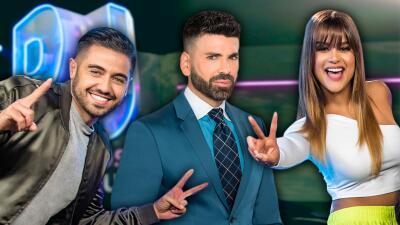 Jomari se une a Borja y Clarissa para presentar PJ Takeover de Premios Juventud