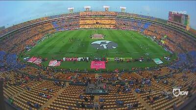 Alineaciones confirmadas de Tigres y Pachuca para el juego en el Volcán