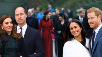 William y Kate borran el rastro de Harry y Meghan de su fundación (pero aún queda algo de ellos)
