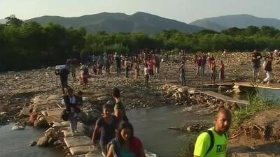 La percepción que tienen algunos colombianos sobre los migrantes venezolanos que han llegado