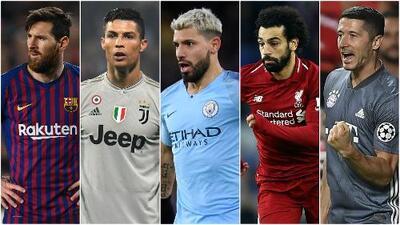 ¡Partidazos! La Champions League presenta una jornada de ensueño