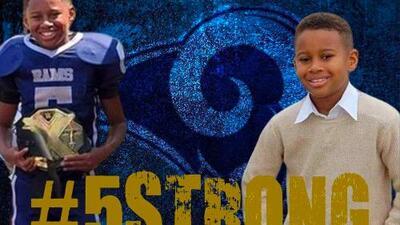 Muere niño de 11 años días después de colapsar en un evento de fútbol americano en el área de Houston