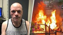 Hombre es acusado de provocar nueve incendios en cuestión de horas en Manhattan