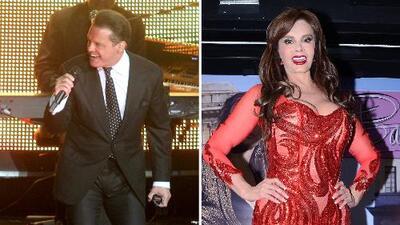 Lucía Méndez defendió a Luis Miguel por cancelar concierto
