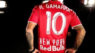 ¡Ya es oficial! New York Red Bulls fichó a 'Kaku' Romero Gamarra como Jugador Franquicia Juvenil