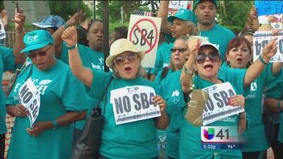 Así responde el gobierno de México ante la implementación de la ley SB4 en Texas