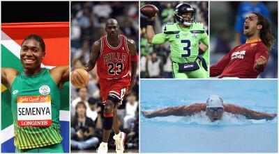 Los deportistas que han incursionado en más de una disciplina