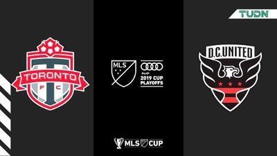 Rumbo a Playoffs: Toronto FC y DC United, esta vez debe haber un ganador