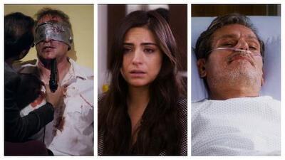 Alejandra sufre la peor venganza: así fue el estreno de la segunda temporada de 'Por amar sin ley'