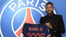 ¡Por fin! Neymar decide quedarse en el PSG hasta el 2025
