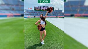Daniela Zubia, la nueva porrista mexicana de los Denver Broncos