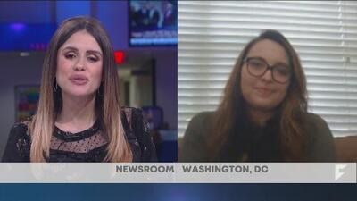 Interview: Federal Employee Katherina Turban on the shutdown