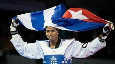 Cuba domina la jornada del taekwondo en JCC con tres oros