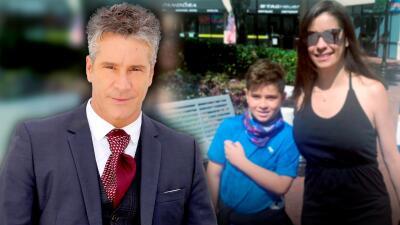 La ex de Fernando Carrillo lo acusa de haber bloqueado a su hijo en el teléfono